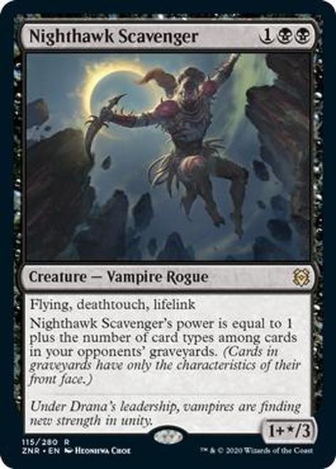 Nighthawk Scavenger (ZNR)