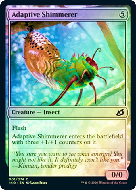 Adaptive Shimmerer / Foil