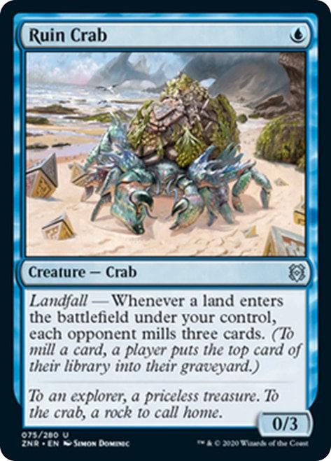 Ruin Crab (ZNR)