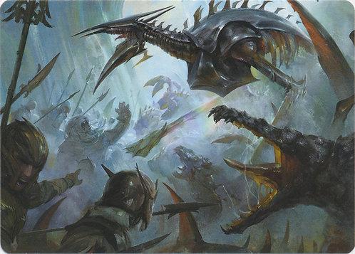 Mirrodin Besieged (Art Series)