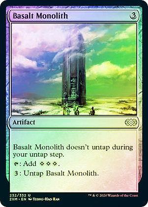 Basalt Monolith (2XM) / Foil