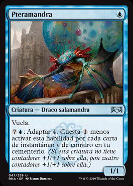 Pteramander / Español