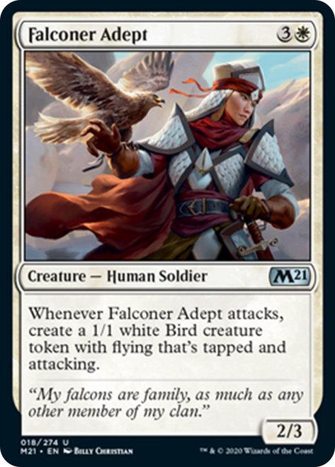 Falconer Adept (M21)