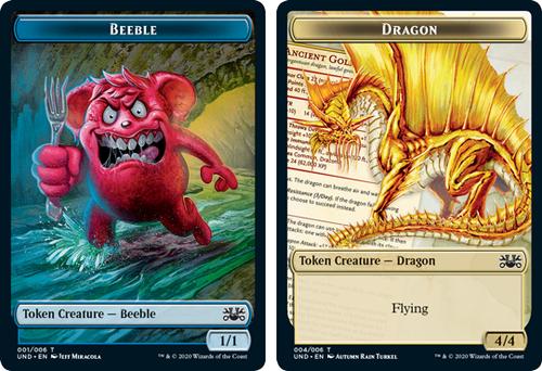 [Beeble Token] | [Dragon Token]