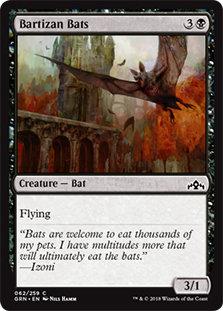 Bartizan Bats / Español