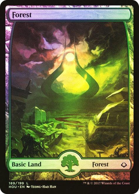 Forest (189) (HOU) / Foil