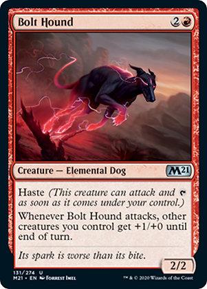 Bolt Hound (M21)