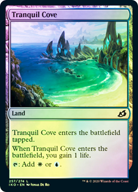 Tranquil Cove (IKO) / Foil