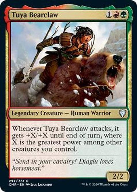 Tuya Bearclaw (CMR)