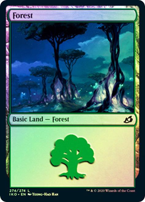 Forest (274) (IKO) / Foil