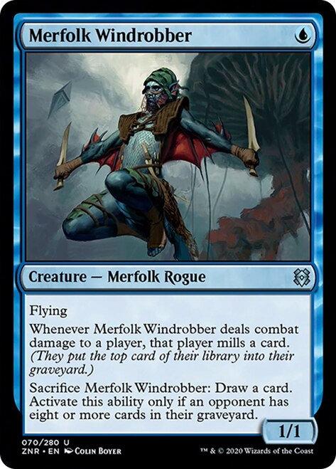 Merfolk Windrobber (ZNR)