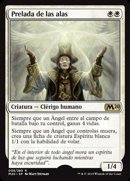Bishop of Wings / Español