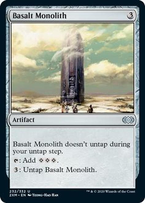 Basalt Monolith (2XM)