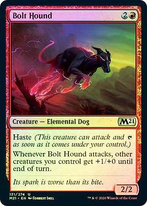 Bolt Hound (M21) / Foil