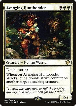 Avenging Huntbonder (C20)