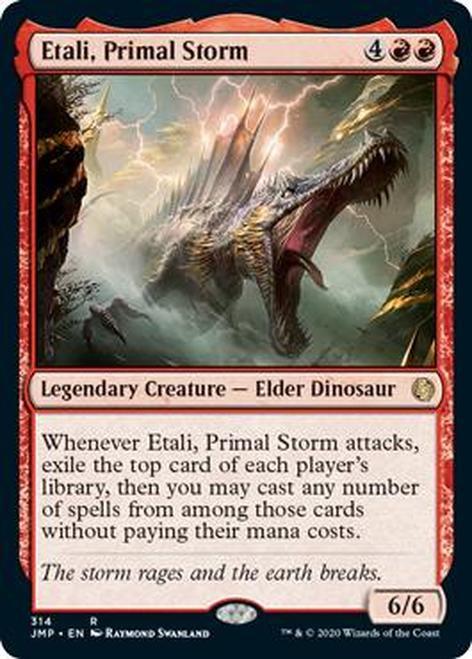Etali, Primal Storm (JMP)