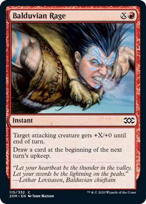 Balduvian Rage (2XM)
