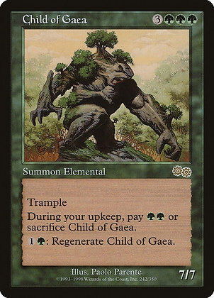 Child of Gaea (USG)