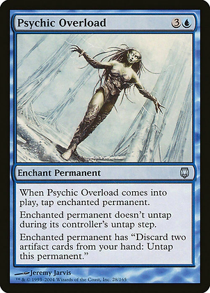 Psychic Overload (DST)
