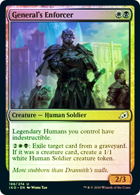 General's Enforcer / Foil