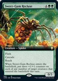 Sweet-Gum Recluse (Extended Art)