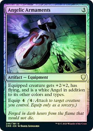 Angelic Armaments (CMR) / Foil