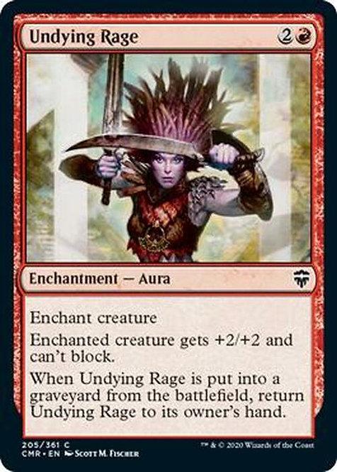 Undying Rage (CMR)