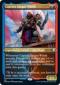 Captain Vargus Wrath (Foil Etched)