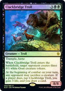 Clackbridge Troll / Foil
