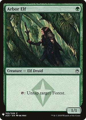 Arbor Elf (MYS)
