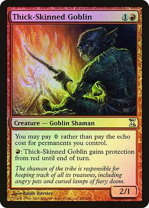 Thick-Skinned Goblin (TSP) / Foil