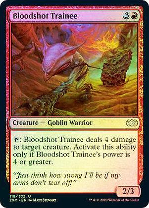 Bloodshot Trainee (2XM) / Foil