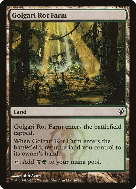 Golgari Rot Farm (DDJ)