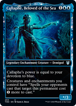 Callaphe, Beloved of the Sea / Alt Art