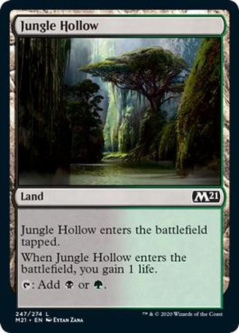 Jungle Hollow (M21)