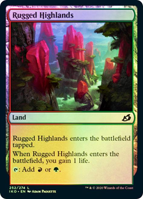 Rugged Highlands (IKO) / Foil