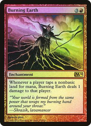 Burning Earth (M14)
