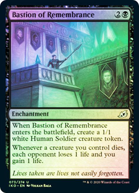 Bastion of Remembrance / Foil