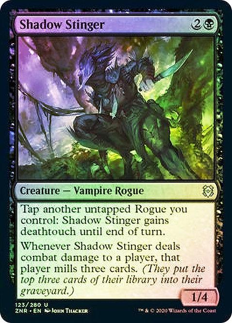 Shadow Stinger (ZNR) / Foil