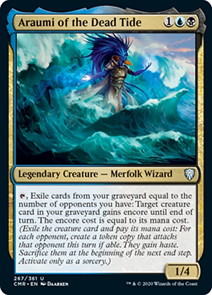 Araumi of the Dead Tide (CMR)