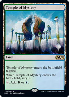 Temple of Mystery / Promo Pack