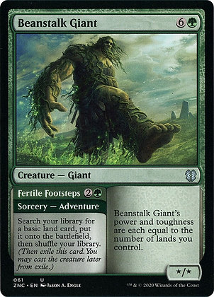 Beanstalk Giant (ZNC)