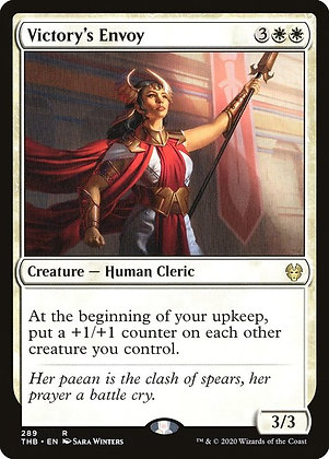 Victory's Envoy (THS)