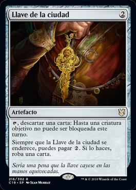 Key to the City (C19) / Español