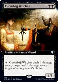 Cuombajj Witches (Extended Art)