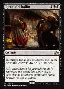 Ritual of Soot / Español