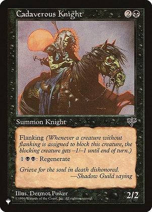 Cadaverous Knight (The List)