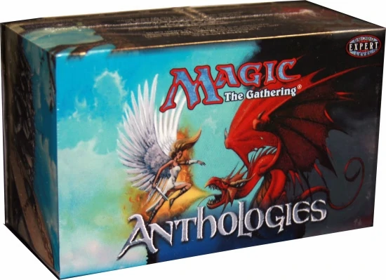 Anthologies Box Set (Abierto)