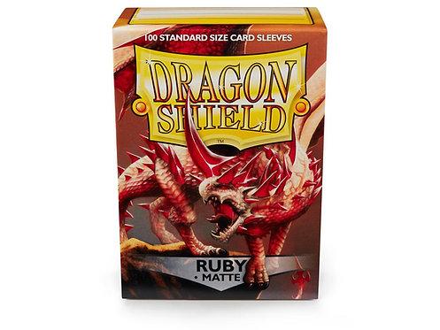 Micas Dragon Shield Ruby 'Rubis'