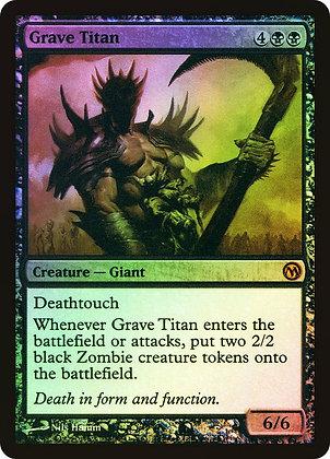 Grave Titan / Promo Foil
